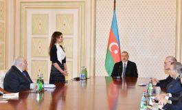 Mehriban Əliyeva Azərbaycanın birinci vitse-prezidenti təyin edildi