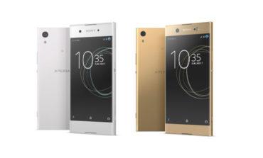 Sony iki yeni orta səviyyə modelini təqdim etdi: Xperia XA1 və XA1 Ultra