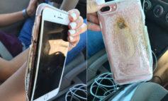 Yanan iPhone 7 Plus videosu sosial mediada böyük əks-səda yaratdı