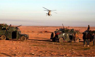 İraq qərbi Mosulu azad etmək üçün İŞİD-ə qarşı hücuma başladı