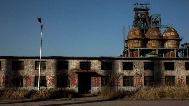 yaaz.az Çində istifadəsiz qalan fabriklər
