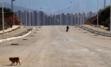 Çinin zombi fabrikləri və doğulmamış şəhərlər