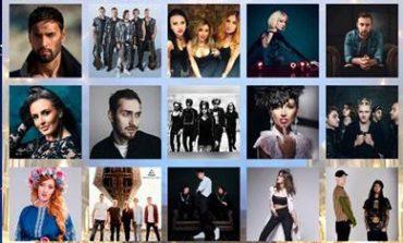 Ukraynada Eurovision həyəcanı başladı | İlk finalçılar məlumdur