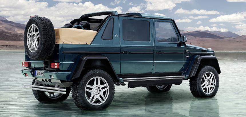 yaaz.az Mercedes Maybach G 650 Landaulet