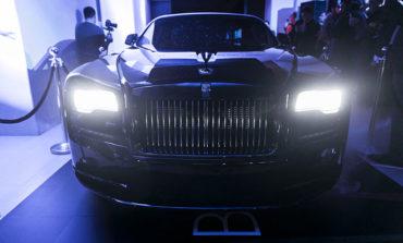 """Azərbaycana """"Rolls-Royce""""un xüsusi versiyası gətirildi"""