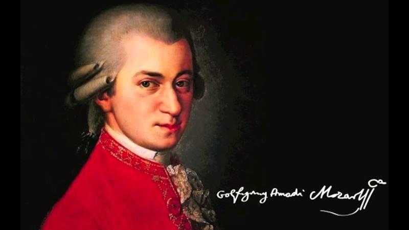 Wolfgang Amadeus Motsart