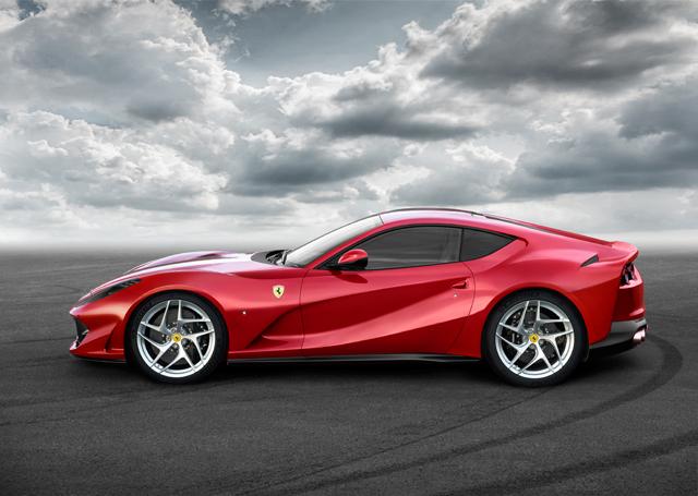 812 Superfast 2017 Ferrari