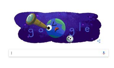 Google, 7 yeni planeti axtarış sistemində doodle etdi