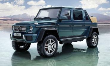 Mercedes Maybach G 650 Landaulet avtomobilini təqdim edib