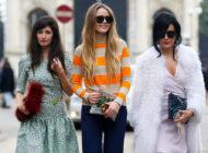 London moda həftəsinin dəbli qonaqları
