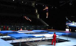 Bakıda batut gimnastikası və tamblinq üzrə Dünya Kubokunun finallarına start verildi