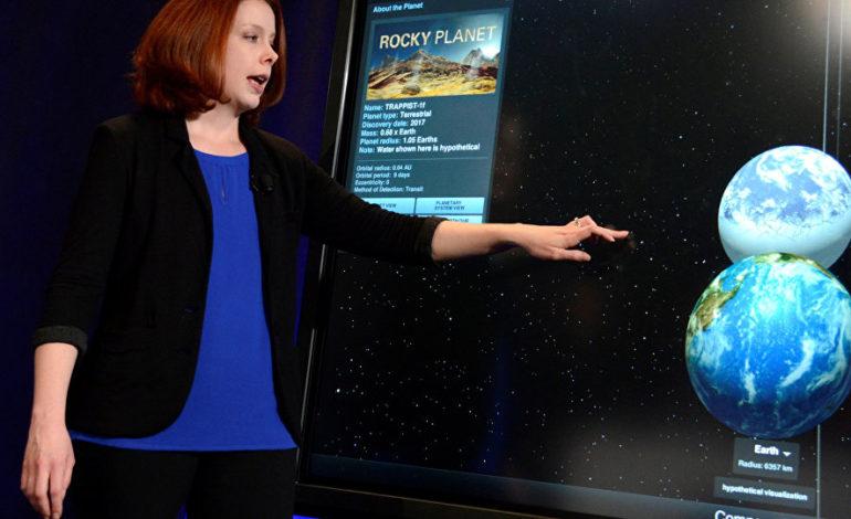 NASA müjdəli xəbəri verdi: Birində çimərlik, digərində xizək kurortu