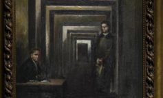 Hitlerin çəkdiyi tablo ilk dəfəsərgiyə çıxarıldı
