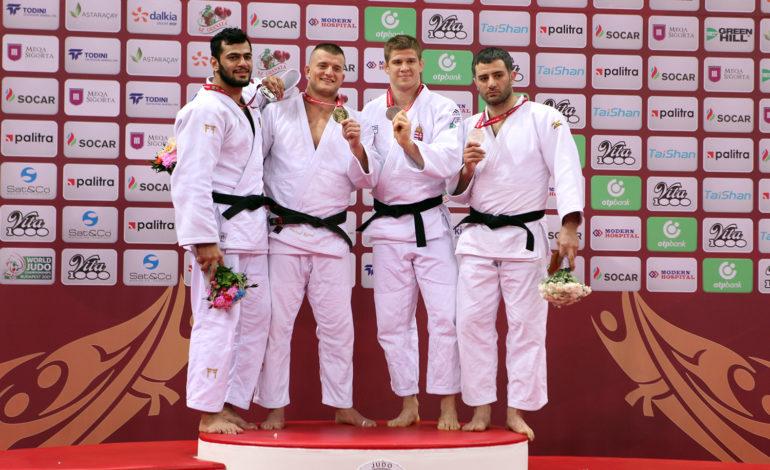 Mövsümün ikinci ən böyük Cüdo turniri yekunlaşdı | İdmançılarımızdan son gündə daha 3 medal