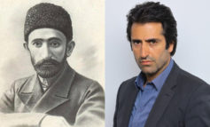 Mahsum Kırmızıgülün 'Vezir Parmağı' filmində M.Ə.Sabir'dən şeir oxunub | Video