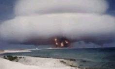 Amerikanın illərlə test etdiyi atom bombası sınaqları Youtube'a yükləndi | Video