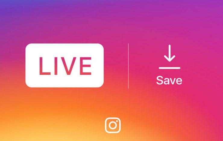 Instagramda canlı yayımları telefonunuzun yaddaşına yazmaq artıq mümkün olacaq