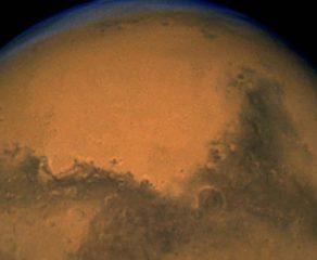 Marsda sunami yaşandığı kəşf edildi