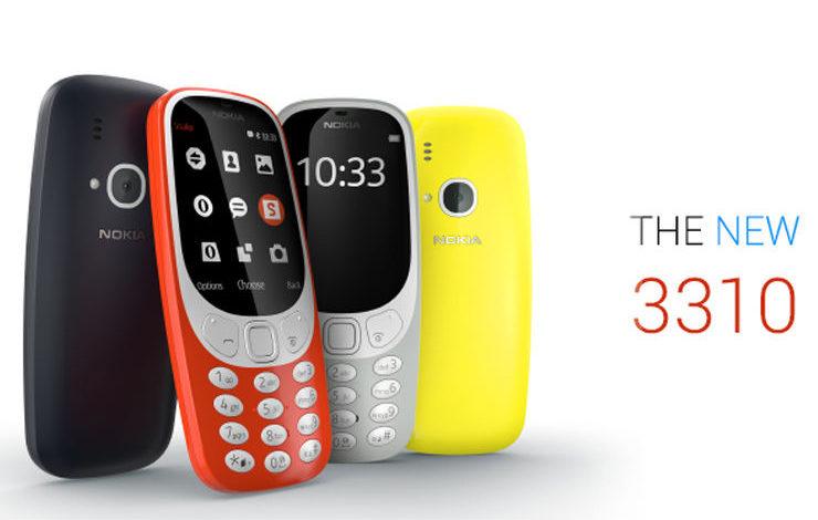 Yeni Nokia 3310 bəzi ölkələrdə işləmir