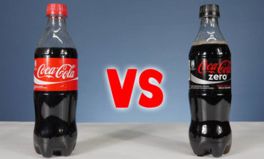 Coca Cola və Coca Cola Zerodakı şəkər fərqini göstərən möhtəşəm təcrübə